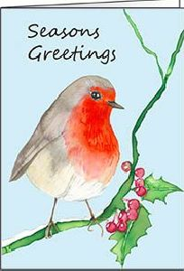 Ref 26e ROBIN (Seasons Greetings)